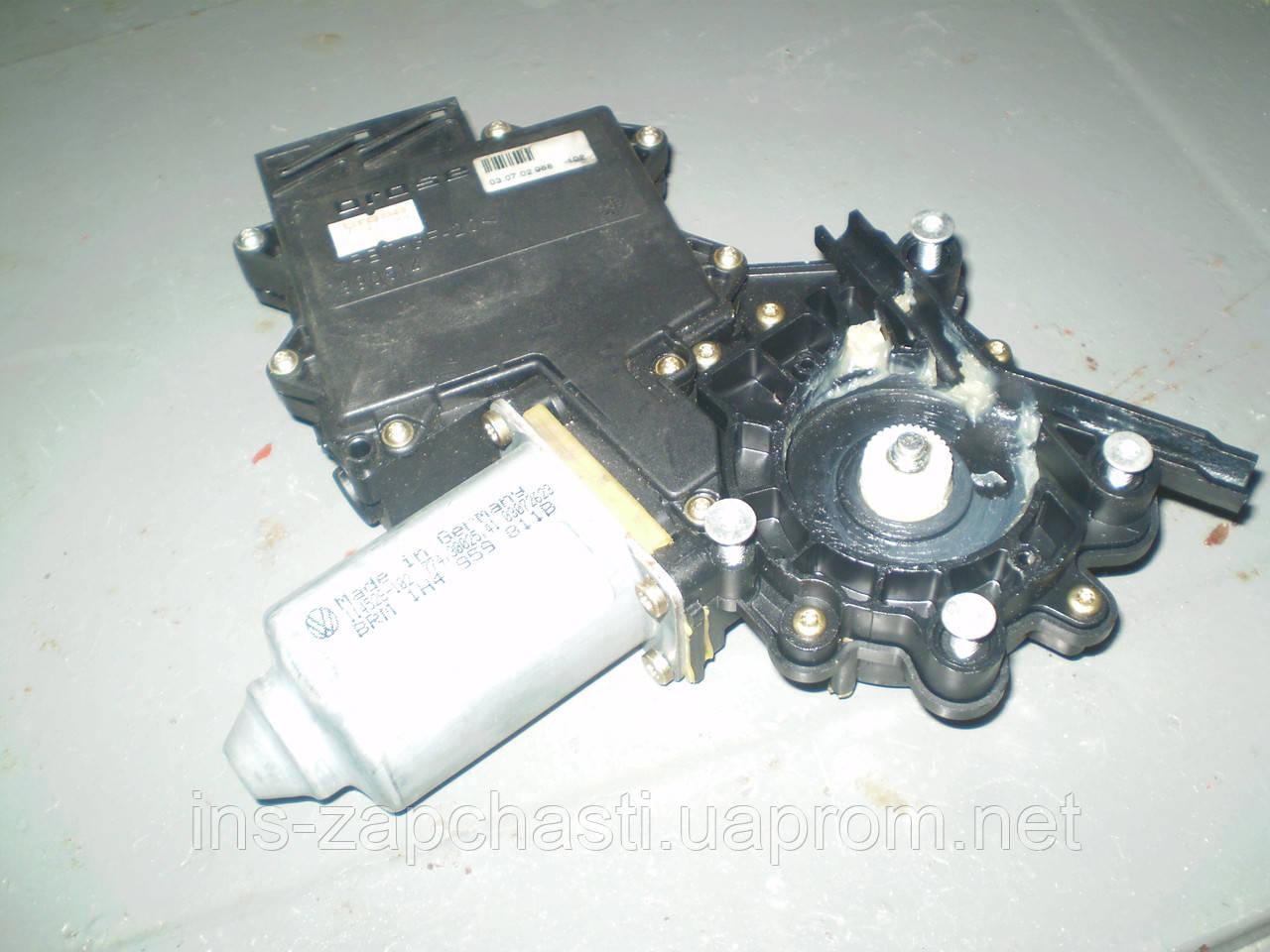 Мотор стеклоподъёмника 7M3 959 812 Sharan Alhambra YM21 14 533 BA  Galaxy 1995-2010