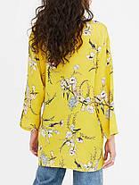 Женские цветочные длинные кардиганы с длинными рукавами и длинными рукавами Шаблон Пальто - 1TopShop, фото 3
