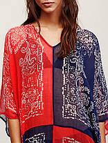 Женское Винтаж Бикини с V-образным вырезом в народном стиле Пляжный Платье - 1TopShop, фото 2