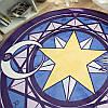 4 Цвета Симпатичные Волшебный девушка Северная Европа Ветер Ковер Круглые Ковры Коврики - 1TopShop, фото 2