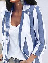 Женское Повседневная одежда с длинными рукавами Офисная верхняя одежда Блейзеры - 1TopShop, фото 3