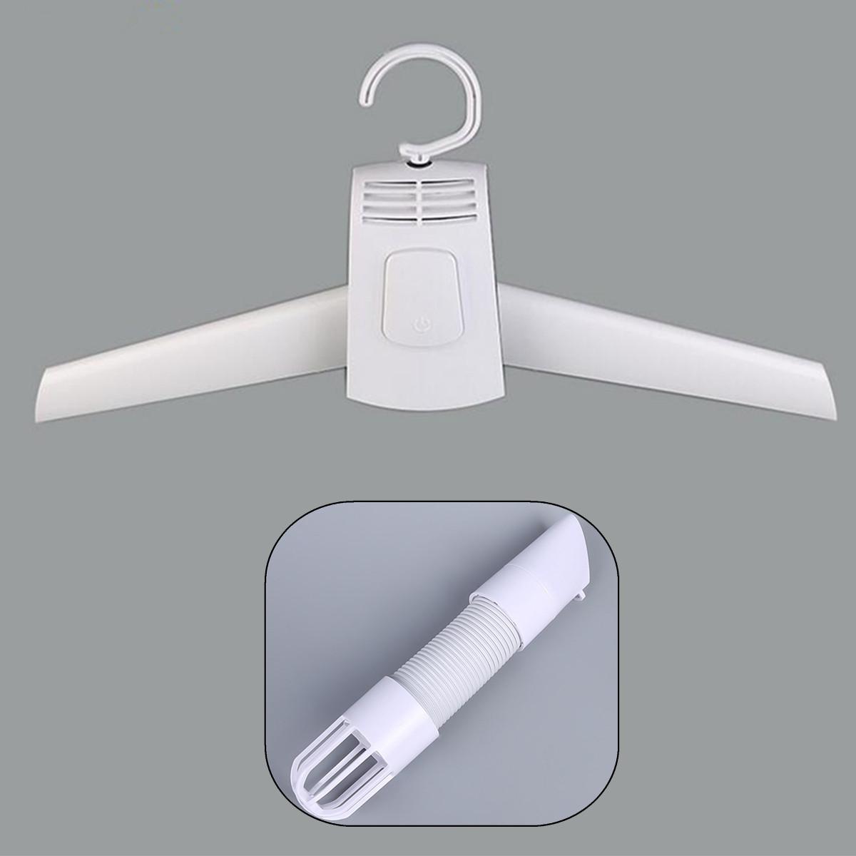 ПортативнаяэлектрическаяскладнаятканьВешалкаОбувь Сушилка для путешествий Прачечная Сушилка - 1TopShop