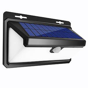 AUGIENB 800LM Солнечная Powered Лампа PIR Motion На открытом воздухе Yard Сад Light Дистанционное Управление - 1TopShop, фото 2