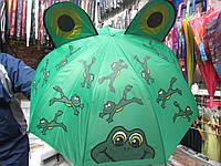 Зонт детский с ушками,  120