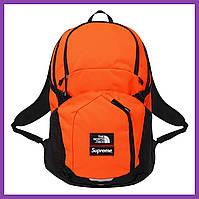 Рюкзак Supreme x The North Face Pocono Backpack Power Orange