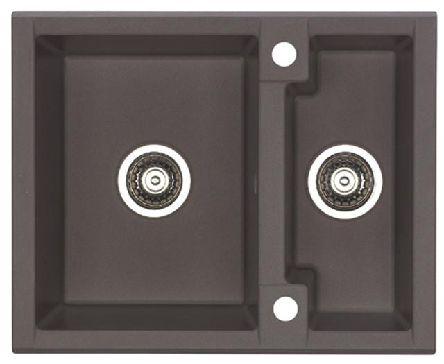 Кухонная мойка Alveus Cubo 20 (Algranit) (с доставкой)