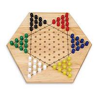 """✅ Игра Viga Toys """"Китайские шашки"""" (56143)"""