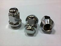 Гайка колеса G 811512x1.25,17 L32 RH тит./хром