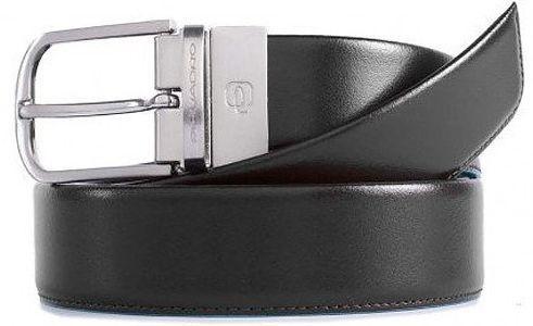 Ремень кожаный Piquadro BL SQUARE CU4553B2_N, черный, 3,5x125 см