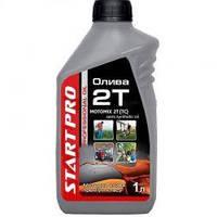 Моторное масло для 2-х тактных двигателей START PRO 2Т 1 л.