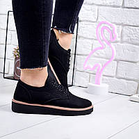 Туфли женские Stella черные 7204, фото 1