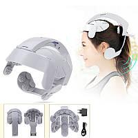 Вибрация головы Easy-brain Massager Электрический массажер для головы Relax Акупунктурные точки Машина снятия стресса Фитнес 1TopShop