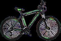 """Cronus Diesel X4 29"""" Black-Green"""