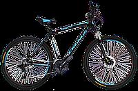 """Cronus Diesel X4 29"""" Black-Blue"""