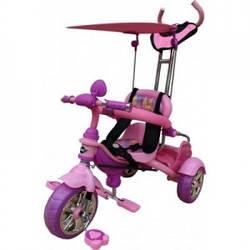 Трехколесный велосипед розовый KR01 Mars Trike