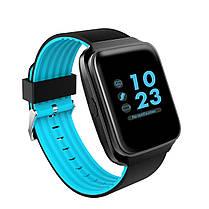 XANES® 1.54'' IPS Screen Smart Watch Heart Rate Monitor Pedometer Anti-lost Fitness Sports Bracelet - 1TopShop, фото 3