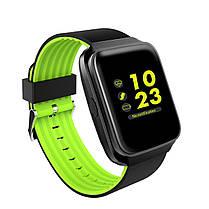 XANES® 1.54'' IPS Screen Smart Watch Heart Rate Monitor Pedometer Anti-lost Fitness Sports Bracelet - 1TopShop, фото 2