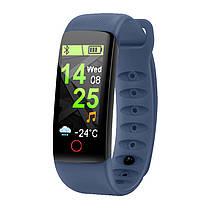 XANES® IT109 0.96 TFT Сенсорный экран Водонепроницаемы Интеллектуальные часы Фитнес Спортивный браслет Mi Band - 1TopShop, фото 3