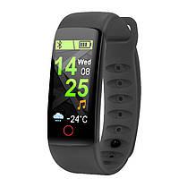 XANES® IT109 0.96 TFT Сенсорный экран Водонепроницаемы Интеллектуальные часы Фитнес Спортивный браслет Mi Band - 1TopShop, фото 2