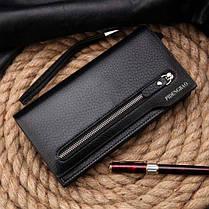 Pidengbao выпускают под брендом искусственную кожу длинный держатель карты сумочки кошелька бумажника с застежкой-молнией - 1TopShop, фото 2
