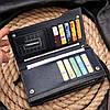 Pidengbao выпускают под брендом искусственную кожу длинный держатель карты сумочки кошелька бумажника с застежкой-молнией - 1TopShop, фото 5