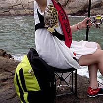 IPRee®47LNylonНаоткрытомвоздухе Кемпинг Рыбалка Кресло Рюкзак для путешествий Многофункциональное плечо Сумка - 1TopShop, фото 3