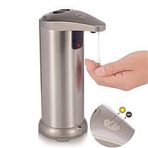 SanitizerВтороепоколениеМодернизированнаяверсияБесконтактный автоматический Дозатор для жидкого мыла Диспенсер мыла - 1TopShop, фото 2