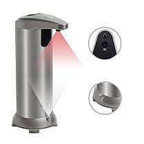 SanitizerВтороепоколениеМодернизированнаяверсияБесконтактный автоматический Дозатор для жидкого мыла Диспенсер мыла - 1TopShop, фото 3