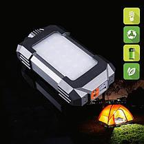 IPX5 водонепроницаемый фонарь палатка campig 21 СИД свет 5400mAh питания перезаряжаемые аварийной лампы - 1TopShop, фото 3