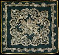 Узбекское декоративное сюзане