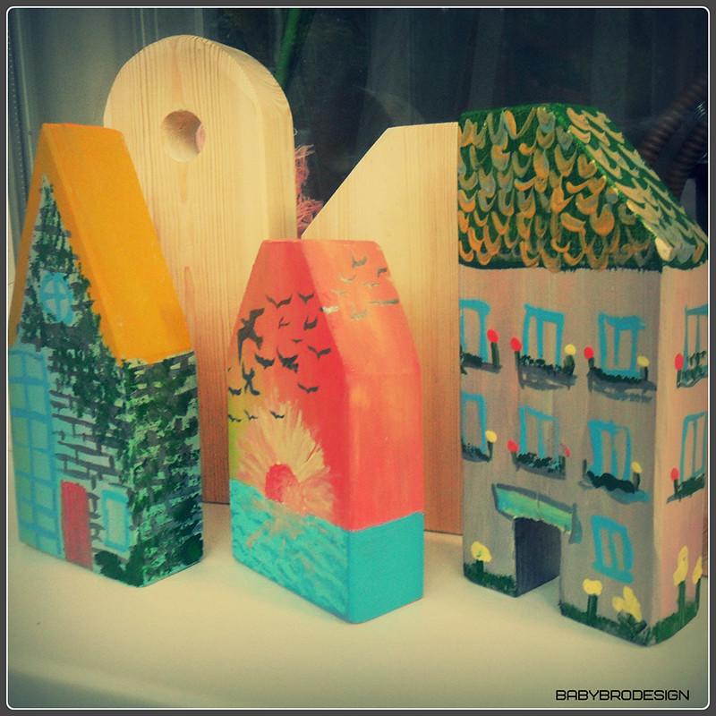 Деревня BabyBro безграничная территория для детского творчества, фото 1