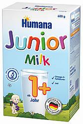 Растворимое молочко Humana Джуниор 600 г