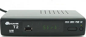 Цифровая приставка Т2+ дисплей и кнопки (Ютуб, IPTVT)12 V Т2 Ресивер (Тюнер) Т2  Метал. корпус