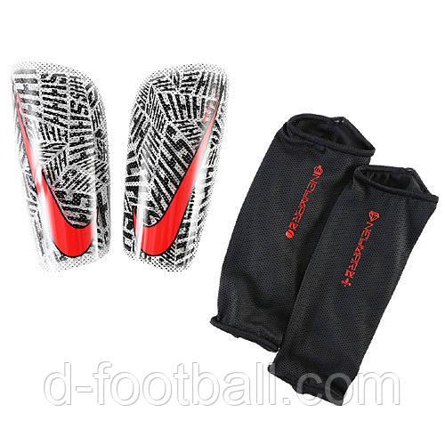 24ab1fb7 Футбольные щитки Nike Neymar Mercurial Lite SP2169-100 купить, цена ...