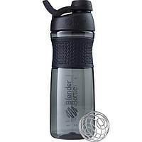 Спортивная бутылка-шейкер BlenderBottle SportMixer Twist 820ml Black, Original - 144924
