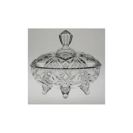 Конфетница Bohemia овальная Хрусталь  51938 00001/190, фото 2