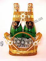 Корзинка для шампанского, фото 1