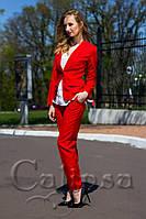 Костюм брючный с пиджаком в разных расцветках  48 и 50 размеров