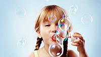 Мыльные пузыри - МОРЕ
