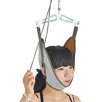 Над дверью Набор для шейки матки Шея Поддержка головной боли Усилие стресса Домашнее использование Brace  1TopShop