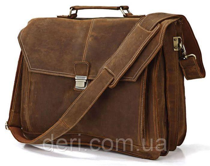 Портфель Vintage 14100 Коричневый, Коричневый