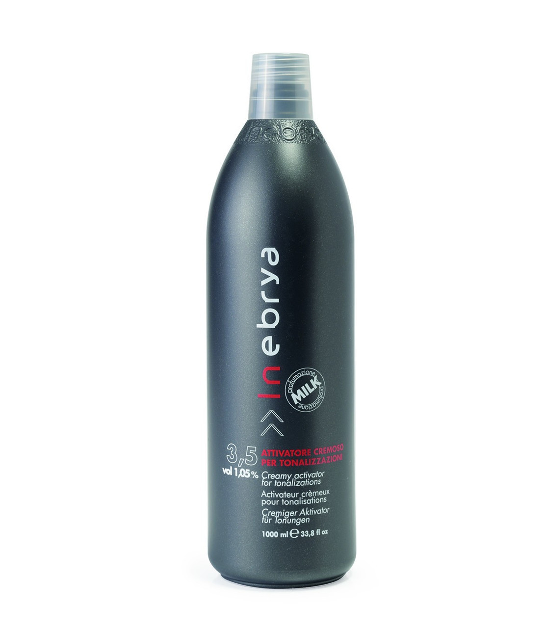 Крем активатор для тонирования волос 3,5 Vol, 1,05%, Inebrya, 1000ml