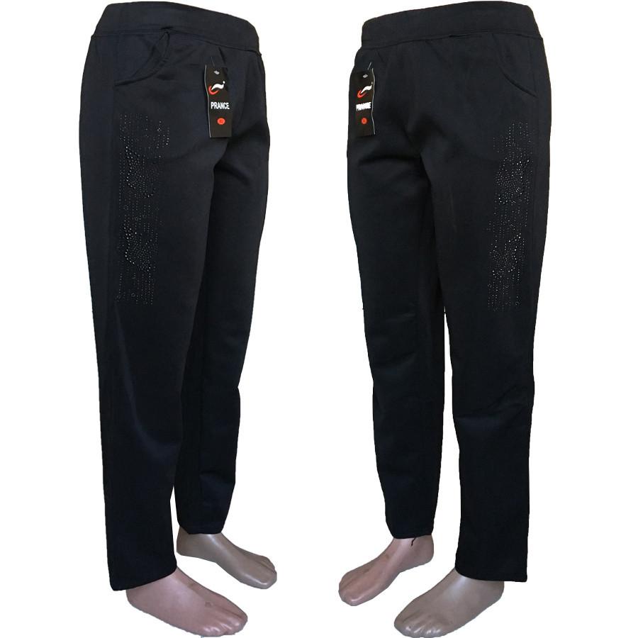 Спортивные штаны женские Ткань тонкий эластик