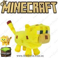 "Детеныш Оцелот из Minecraft - ""Baby Ocelot"" - 19 х 12 см."
