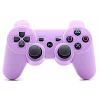 Беспроводной Джойстик Sony Геймпад PS3 для Sony PlayStation PS фиолетовый