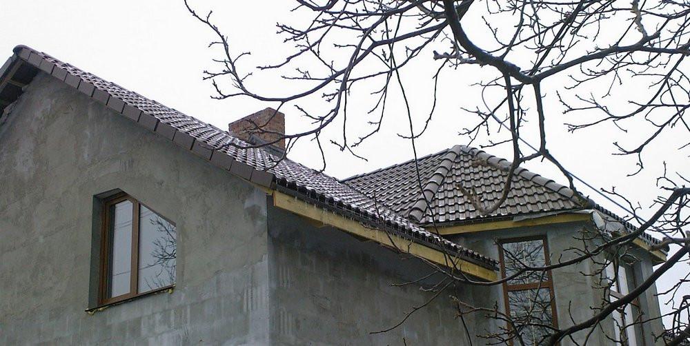 Реконструкция (строительство) дома в Виннице 10