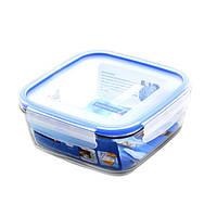 Контейнер Luminarc Pure Box Active 2500 мл c крышкой квадратный J2259