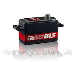 Сервопривод BL стандарт 45г Power HD BLS-0804HV 7.6/9.0кг 0.055/0.042сек цифровой
