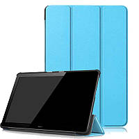 Чехол HUAWEI MediaPad T5 10.1 Moko ultraslim sky blue