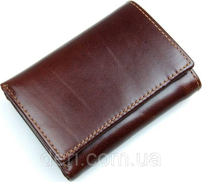 Кошелек Vintage 14464 Коричневый, Коричневый